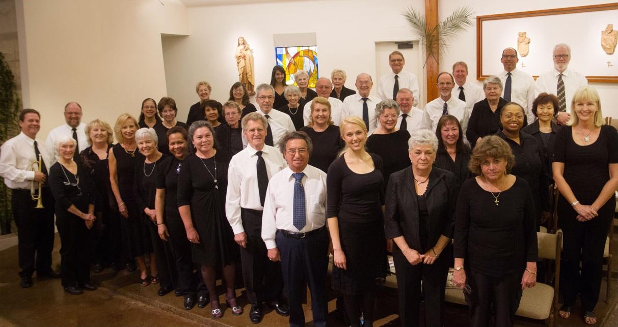 Choir-group